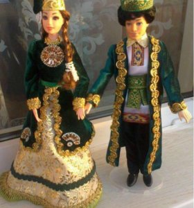 Куклы ручной работы Сувенирные