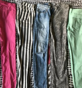 Штаны/джинсы