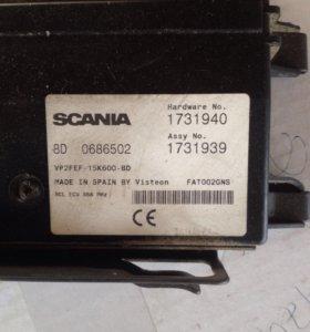 1731939 Блок управления сигнализации scania