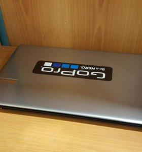 Ноутбук 4гб rom, 500 гб ram, intel + ж.д 320.гб