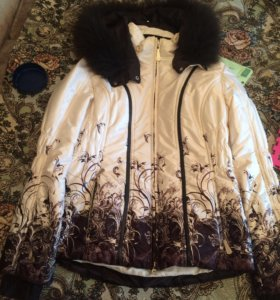 Горнолыжная куртка 46-48 зимняя куртка 🧥