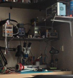 Послегарантийный ремонт электронных устройств