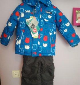 Новый зимний костюм Густи Gusti
