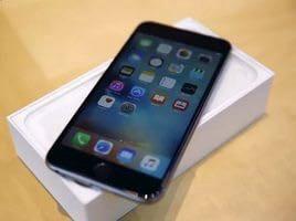 Айфон 6. 64 Гбит с отпечатки