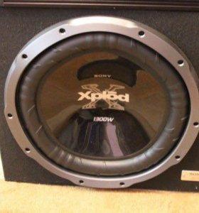 Sony xplod 1300w