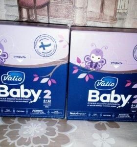 Смесь молочная valio baby 2