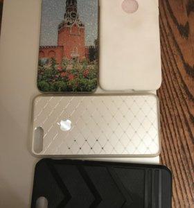Чехлы на Iphone7plus