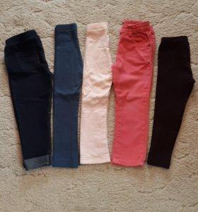 Леггинсы/джинсы для девочки