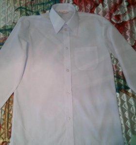 Детская рубашка размер 34-152