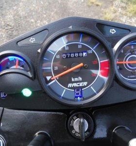 Продам мотоцикл Racer Forester RC200LT 2014 г.