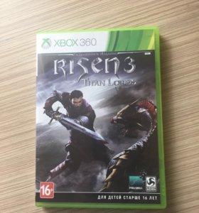 Игра Risen 3 Titan lords (для XBOX 360)