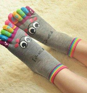"""Носки """"пять пальцев"""""""