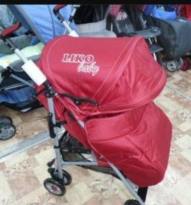 Новая коляска-трость LIKO baby