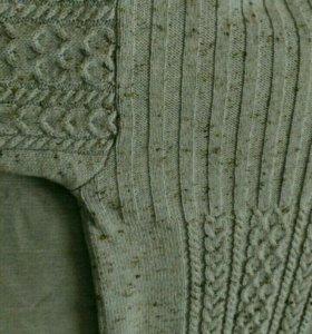 Свитер пуловер оверсайз