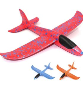 Детская игрушка самолёт-планер