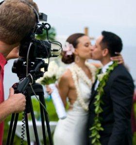 Видео и фото свадьбы, юбилея и др.