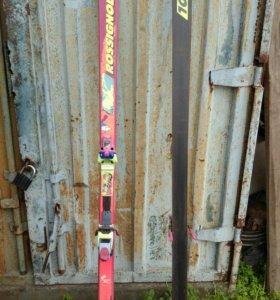 Продам лыжи!