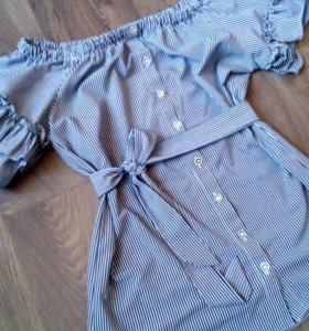 Блуза 44-48р.