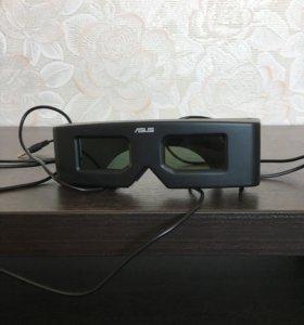 Очки 3D для компьютера