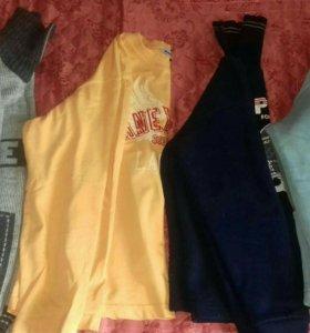 Кофты, футболки для дома