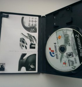 Gran Turismo 4 NTSC-U (USA) PlayStation 2 (PS2)