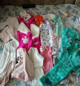 Вещи на девочку
