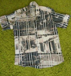 Летняя рубашка р.46
