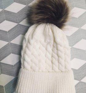 Новая шапочка 6мес