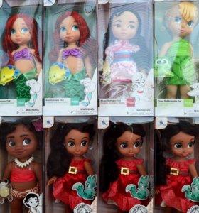 Принцессы Дисней в детстве от Disney Animators
