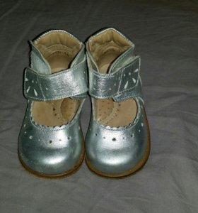 Туфли 18 размер