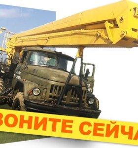 Автовышка вездеход 22-45 метров