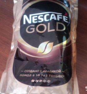 Кофе Nescafe gold