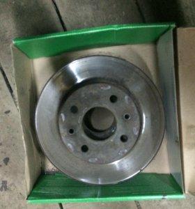 Суппорта и тормозные диски r13 на ваз 2109-2115