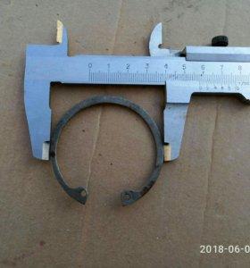 Кольцо стопорное внутреннее D=55 мм.