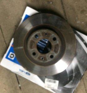 Тормозные диски вентилируемые на ваз 2109-2115