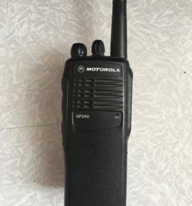 Рации Motorola GP-340