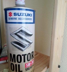 Масло Suzuki 5w30