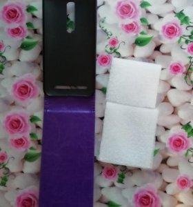 Кожаный чехол для Asus Zenfone2 5.5 дюймов