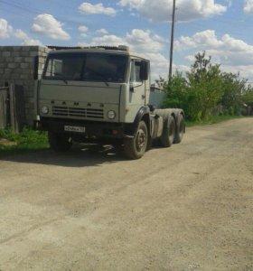 КАМАЗ 5410 и полуприцеп ПП-9334