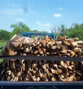 Продажа дров. Ёлка. Дуб.