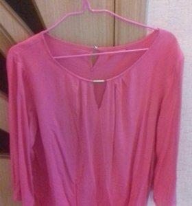 Продам блузу розовую