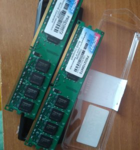 Оперативная память Patriot ddr2 2gb