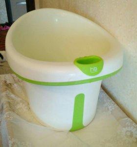 Ванна детская с сиденьем для душевой кабины