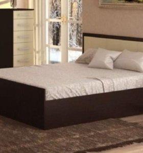 Кровать Фиеста 1,6 м от тхм
