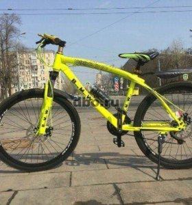 Велосипед BG-04 РАСПРОДАЖА!!!!!