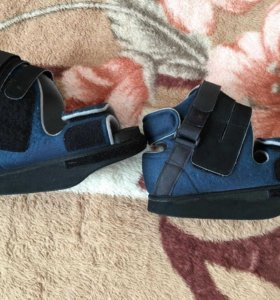 Туфли Барука - ортопедическая обувь