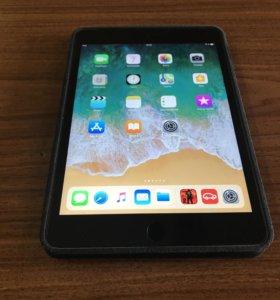 Продам iPad mini 4 с поддержкой сим на 128 гб