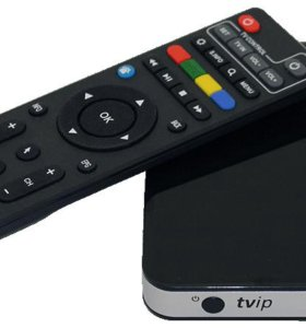 Абсолютно новый Медиацентр Tvip s-Box 500