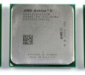 Процессоры AMD для сокета AM2/AM2+/AM3/AM3+