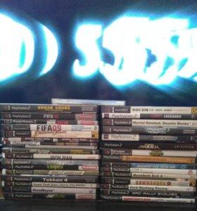 диски для ps 2
